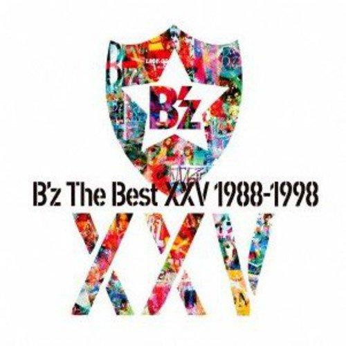 B'z The Best XXV 1988-1998(初回限定盤)の詳細を見る
