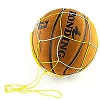 Yosoo 5 pcsスポーツ便利ボールメッシュナイロンネットバッグボールCarryメッシュのバレーボールバスケットボールフットボールサッカー