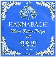 HANNABACH シルバースペシャル E8153HT Blue G 3弦