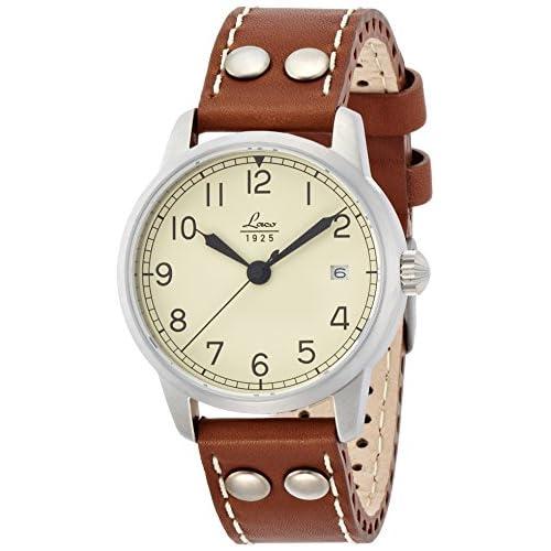 [ラコ]LACO 腕時計 ネイビー 電池 5気圧 防水 メンズ 861802 マドリッド メンズ 【正規輸入品】