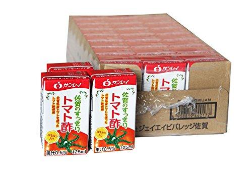 JAさが 佐賀のすっきりトマト酢 24本入 2箱セット
