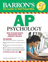 Barron's AP Psychology (Barron's Study Guides)