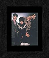 Blondie - Session With the Band Pic 20 Framed Mini Poster - 20x18cm