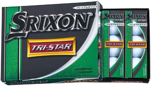 DUNLOP(ダンロップ) ゴルフボール SRIXON スリクソン トライ・・・