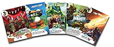 King of Tokyo: New Edition Board Game