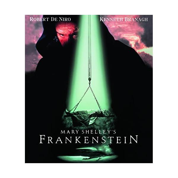 フランケンシュタイン Blu-rayの商品画像