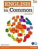 English in Common  Level 1 Split Edition Student Book B and Workbook B with ActiveBook CD-ROM
