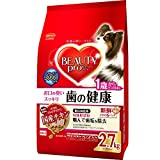 ビューティープロ ドッグ 口腔内環境の健康維持 1歳から 2.7kg(450gx6袋)