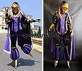 コスプレ衣装 Fate/Apocrypha アヴィケブロン 仮面+金色手首カバーおよび手甲+マントの二つ金色もの付き フルセット