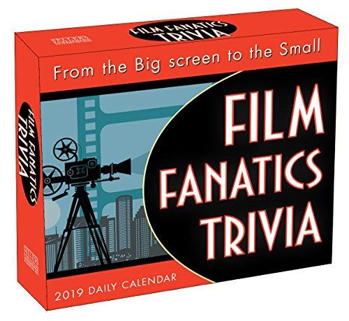 Film Fanatics Trivia 2019 Calendar