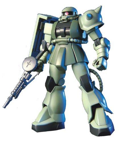 HGUC 1/144 MS-06 量産型ザク (機動戦士ガンダム)