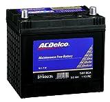 ACDelco [ エーシーデルコ ] 国産車バッテリー [ Maintenance Free Battery ] S75D23L