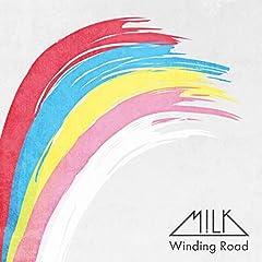 M!LK「Winding Road」のジャケット画像