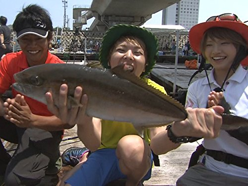 激釣!大阪夏の陣 海上釣り堀ででんやわんや