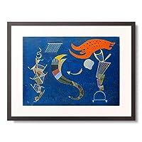 ワシリー・カンディンスキー Wassily Kandinsky Vassily Kandinsky 「The Arrow. 1943」 額装アート作品