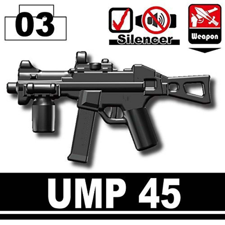 AFM UMP45 短機関銃 ブラック