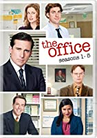 The Office: Seasons 1 - 5 [DVD]