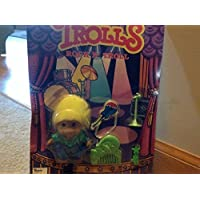 Trolls Rock an' Troll Doll with Accessories [並行輸入品]