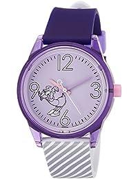 [キューアンドキュー スマイルソーラー]Q&Q SmileSolar 腕時計 Disney コレクション 『 デイジーダック 』 RP20-801 レディース
