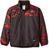 (アディダス)adidas ベースボールウェア パデッドジャケット IGNITION DUU70 [ボーイズ] DUU70 CD2769 ブラック/コアレッド S17 J150