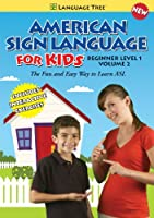 American Sign Language for Kids 2 [DVD]