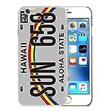 301-sanmaruichi- Galaxy S9プラス ケース SCV39 SC-03K ケース ハードケース おしゃれ ナンバープレート プレート ハワイ アロハ surf..