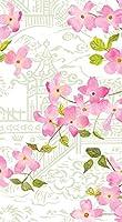 ゲストタオル用紙ハンドタオルバスルーム用装飾パーティーSupplies Blossoming Branches Pack of 15 14440G