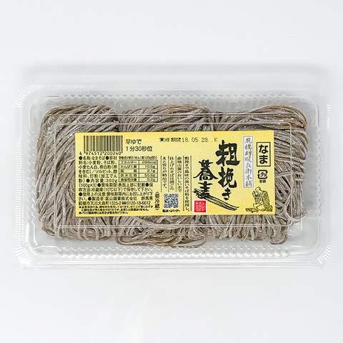 MC 荒挽き蕎麦 100gX3 10個