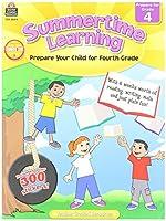 Summertime Learning Gr 4