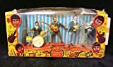 ビートルズ フィギュア THE BEATLES SWINGERS MUSIC SET Cake Toppers in box 1960's [並行輸入品]