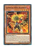 遊戯王 英語版 LEHD-ENA16 Elemental HERO Blazeman E・HERO ブレイズマン (ノーマル) 1st Edition