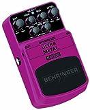 Best Behringerのエレアコ - 【 並行輸入品 】 Behringer (ベリンガー) UM300 Heavy Metal Review