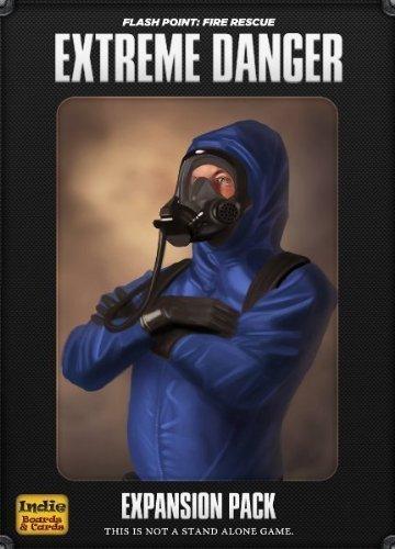 フラッシュポイント 火災救助隊拡張セット 絶体絶命 (Flash Point:Fire Rescue Extreme Danger) (Kickstarter Edition) [並行輸入品] ボードゲーム