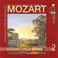 Mozart: String Quintets in C Major & C Minor (2002-01-22)