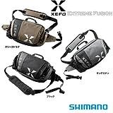 シマノ XEFO ショルダーバッグLW BS-240N オリーブドラブ