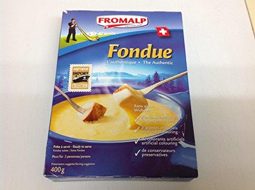 フロマルプ チーズフォンデュ400g