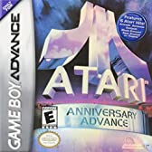 ATARI ANIVERSARY - (GAME BOY ADVANCE) (輸入版)