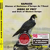Birds of Prey & Owls of Western Europe