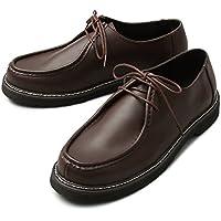 チロリアンシューズ オックスフォード シューズ メンズ 靴 カジュアル ビジネス 通勤 ポストマン 革靴 glabella グラベラ