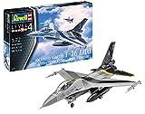 ドイツレベル 1/72 ベルギー空軍 F-16 Mlu 100thアニバーサリー プラモデル 03905