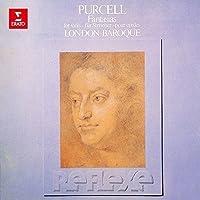 パーセル:ヴィオールのためのファンタジア集