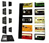 1467 - Cool Fun Trendy misic mix tape retro tape player rnb rock dance Design Amazon Kindle Fire 7'' 5TH Generation (2015 Release Only) レザー手帳型ケース ダイアリト スタンド 財布型