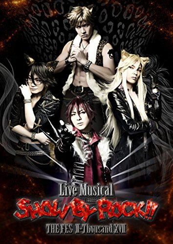 Live Musical「SHOW BY ROCK!!」THE FES II-Tho...[DVD]