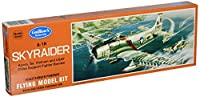 Guillow's Douglas A-1H Skyraider Model Kit by Guillow