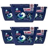 【ケース販売】アリエール 洗濯洗剤 ジェルボール3D プラチナスポーツ 本体 14個×6個