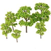 20個入り モデルツリー 樹木 バンヤン 木 鉢植え用 鉄道模型 風景 モデル トレス 情景コレクション ジオラマ 建築模型 電車模型 4サイズ