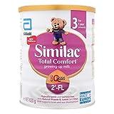 Abbott Similac Total Comfort 2'-FL Stage 3 Toddler Milk Formula, 1 year onwards, 820g