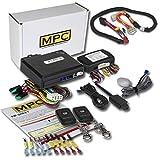 MPC コンプリート 1ボタン リモートスタートキット 2011-2013 キア・オプティマ用 - Tハーネスとバイパス付属 - ファームウェアプリロード済み