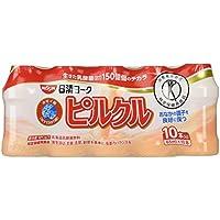 [冷蔵][トクホ] 日清ヨーク ピルクル [特定保健用食品] 65ml×10本