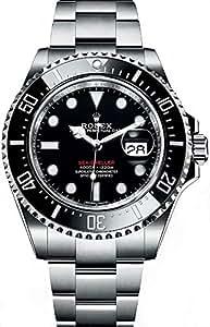 Rolex Oyster Perpetual sea-dweller 43mmセラミックベゼルステンレススチールMens Watch 126600bkso